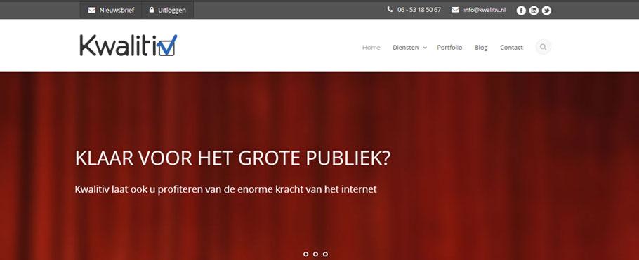 Onze nieuwe website staat online!